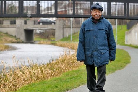 Unstoppable 104-year-old embarks on charity walk for sick kids | Today's Edinburgh News | Scoop.it