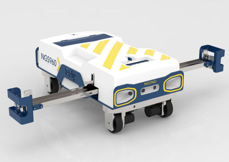 Soly, le robot trieur de colis à la conquête du e-commerce - H+ MAGAZINE | Post-Sapiens, les êtres technologiques | Scoop.it