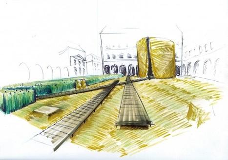 LINcroyable RECOLTE : du lin en plein Paris du 3 au 9 juin | Paris Secret et Insolite | Scoop.it