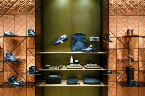 Santoni opens the second store in Moscow | Le Marche & Fashion | Scoop.it