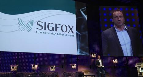 Sigfox se prépare à boucler un tour de 50 millions d'euros | FrenchWeb.fr | RFID & NFC FOR AIRLINES (AIR FRANCE-KLM) | Scoop.it