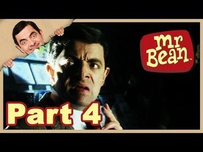 Mr. Bean - Episode 5 - The Trouble With Mr. Bean - Part 4/5 | Things I love | Scoop.it