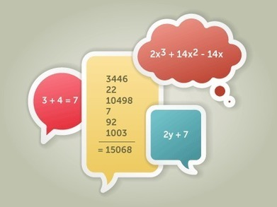 10 Apps for Math Fluency | Go Go Learning | Scoop.it