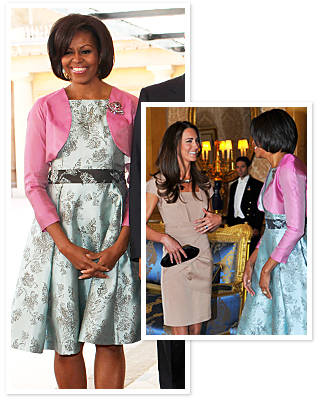 InStyle: Kate Middleton & Michelle Obama | Cultural Trendz | Scoop.it