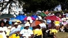 Les catholiques de La Réunion fêtent la Pentecôte au Chaudron - Réunion 1ère | banques catholiques | Scoop.it