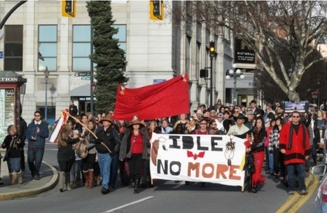 Talking Sports Mascots With Members of Idle No More - The Nation. (blog) | Indigenous Education | Scoop.it
