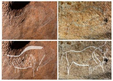 Les Découvertes Archéologiques: Grottes d'Atxurra: de superbes peintures rupestres découvertes à une profondeur de 300m | Aux origines | Scoop.it