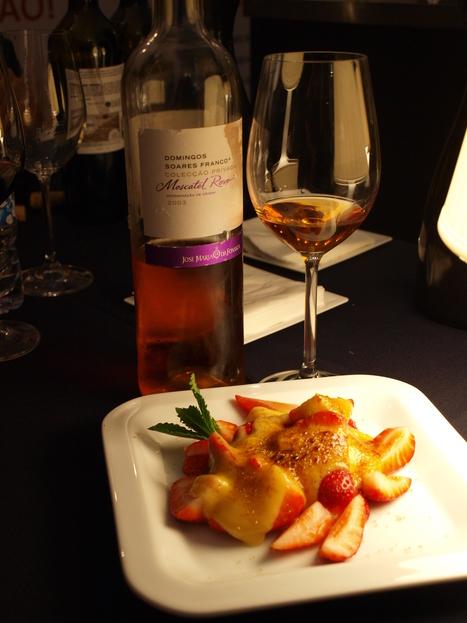 Portuguese Sweetness in a Glass | Wine Liquid Lisbon | Scoop.it