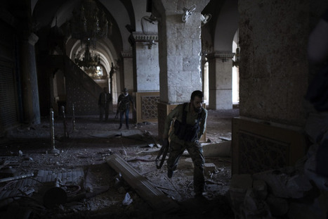 Aleppo: Scenes from a City of Ruins | Coveting Freedom | Scoop.it