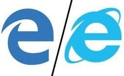 Bientôt Microsoft Edge successeur d'internet Explorer, compatible avec extensions Firefox et Chrome | François MAGNAN  Formateur Consultant et Documentaliste | Scoop.it