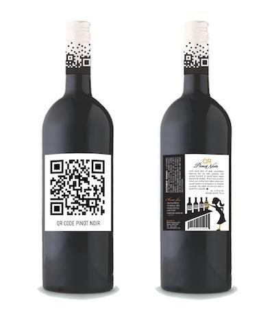 Packaging: Wineries Getting Hip to QR Codes | Tag 2D & Vins | Scoop.it