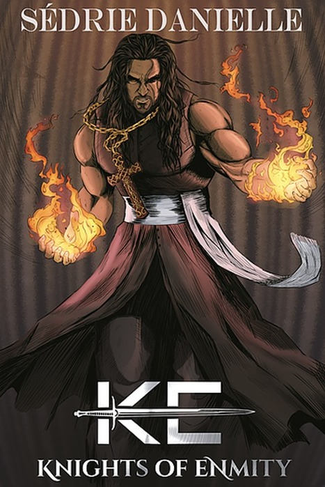 Book Of The Month November: 2016 Knights of Enmity | BlackScienceFiction | Scoop.it