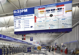 Digital signage technology: Thin bezels give video walls appeal in retail, transport | Eric Koh - Entrepreneurship | Scoop.it