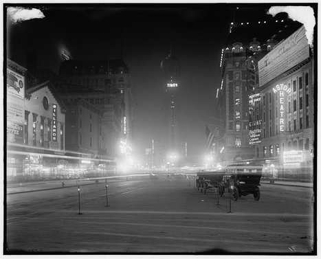 Amazing pictures show what New York City looked like in 1900 | IELTS, ESP, EAP and CALL | Scoop.it