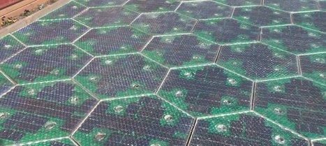 Une route solaire génère la consommation électrique d'une maison | ToolMapp - Startup | Scoop.it