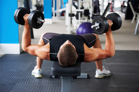 The Power and Strength Couplet Workout | Active Lifestyles | Scoop.it