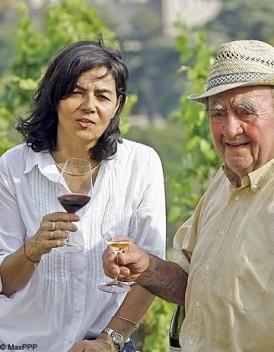 Une femme élue meilleur vigneron de France   vin   Scoop.it
