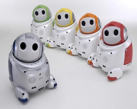 Social Robot Pets – your new best friend | Robotics in Manufacturing Today | Scoop.it