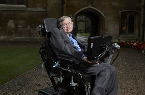 Stephen Hawking joins Facebook and the social network immediately gets smarter - Metro | Digital-News on Scoop.it today | Scoop.it