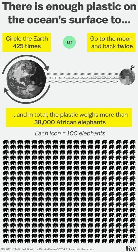 There are 5 trillion pieces of plastic floating in our oceans. This map shows you where. | Farming, Forests, Water, Fishing and Environment | Scoop.it
