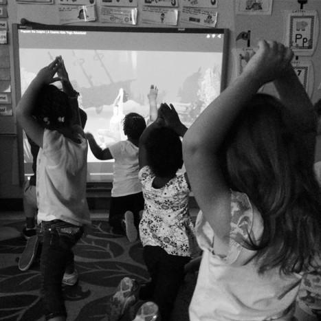 Indoor recess on the big screen! | Cosmic Kids Around The World! | Scoop.it