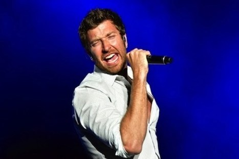 Brett Eldredge on the Wild Way He'll Celebrate Latest No. 1 | Country Music Today | Scoop.it