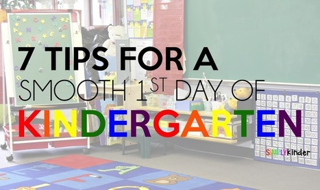 The First Hours of Kinder (& Beyond!) - Simply Kinder | Cool School Ideas | Scoop.it