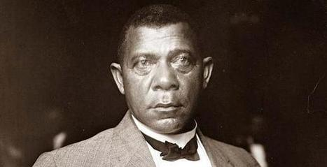 Booker T. Washington   They put Afrika on the map   Scoop.it