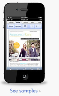Custom email designs & mobile friendly newsletters : great on any device for any budget! | Responsive Email Designs | Scoop.it