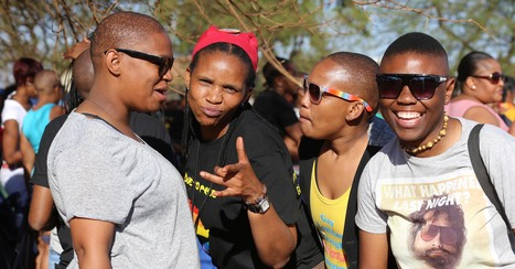 2013 Sept. 30:    Intimate kisses at Soweto Pride 2013 | GGTU Research | Scoop.it