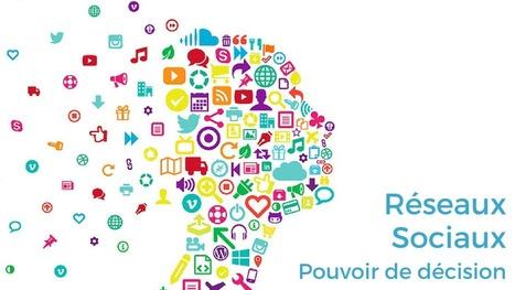 Facebook meilleure source d'information pour 24% des décideurs | Analyse réseaux sociaux | Scoop.it