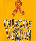 Thousands take to the streets of the Catalan Countries for linguistic rights | Literatura y linguística. | Scoop.it
