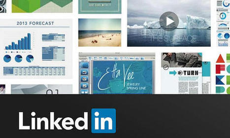 LinkedIn: ecco come trasformarlo in un portfolio visuale   Social media culture   Scoop.it