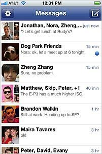 """Facebook Messenger App: Why? - Mediapost.com 