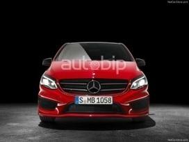 Mercedes Classe B restylée  | Actualité Auto | Automobile Algérie | Scoop.it