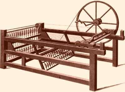 Richard Arkwright and the Spinning Jenny | Storia e Filosofia | Scoop.it