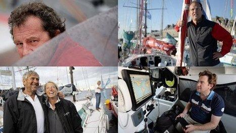 Route du Rhum 2014: huit skippers normands sur la ligne de départ – Route du Rhum - France 3 Basse-Normandie | Marc Lepesqueux | Scoop.it