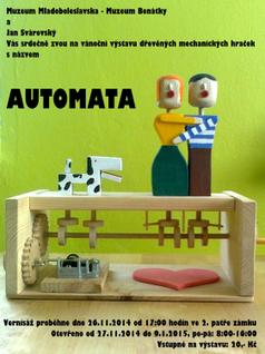 Jan Svarovsky(CZ): Automata - Spiel und Kunst mit Mechanik | Heron | Scoop.it