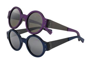 L'icône eyewear Lanvin se pare de Bleu métal et Lilas métal | Optical Service | Scoop.it