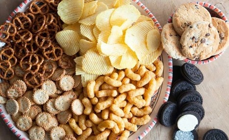 5 Ways Eating Processed Foods Messes with Your Body | zestful living | Scoop.it