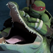 Leatherhead debuts on TMNT, a real-life Hobbit One Ring, plus a Rugrats Chanukah!   Animation News   Scoop.it