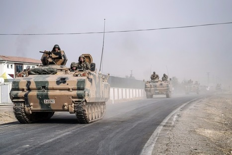U.S. troops are now advising Turkish ground forces fighti | Military Times | Information wars | Scoop.it
