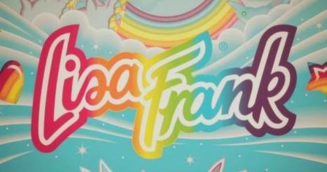 The World of Lisa Frank Is Revealed, Sort Of | Daily Distractions | Scoop.it