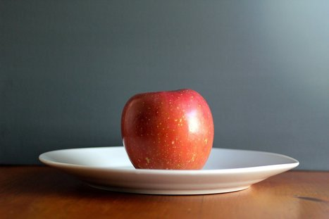 Why the 120 Calories an Apple Contains Is Worth Every Bite   Benessere a 360 gradi   Scoop.it