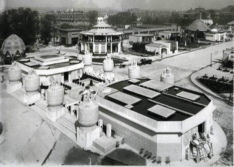 1925, quand l'art Déco séduit le monde | miseauverre.com | Scoop.it
