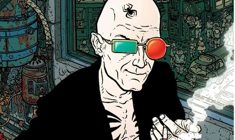Transmetropolitan: the 90s comic that's bang up-to-date on Donald Trump | Citizenship Education in Schools and Communities | Scoop.it