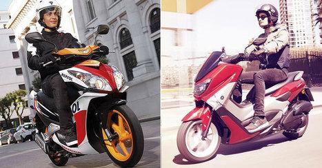 Honda e Yamaha, al via l'alleanza tra le arcirivali per produrre insieme  scooter | Stuka78 | Scoop.it