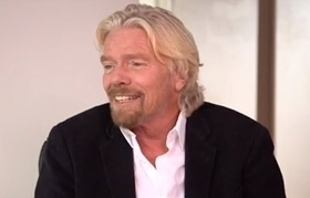 Richard Branson: To Be Successful in Business, You Need a Little Luck | The Butterfly Maiden Project | Scoop.it