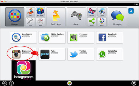 Come usare Instagram da computer con Bluestacks | Instagramers Italia | Social media culture | Scoop.it