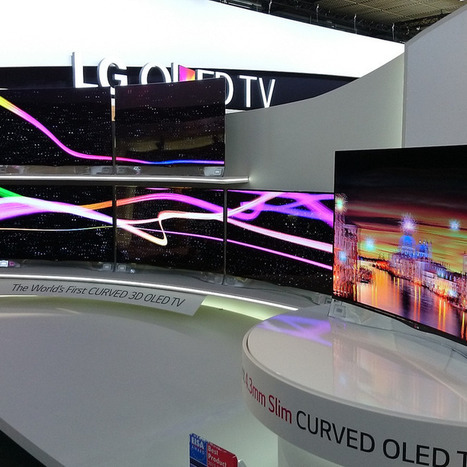 LG Takes Us to TV Heaven in Berlin | Carter's EventTech of Tomorrow - That Matters. | Scoop.it